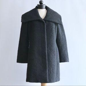 EUC Alfani Wide Lapel Coat Vintage Style